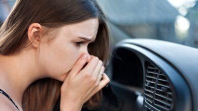 إزالة الروائح الكريهة من نظام تكييف السيارة