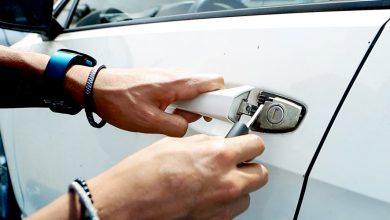 déverrouiller une voiture centralisée sans clé