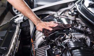 إزالة ترسبات السيئة المحرك بشكل سيئ