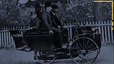 طرائف حول أول سيارة في العالم