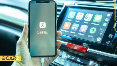 نظام Apple carplay